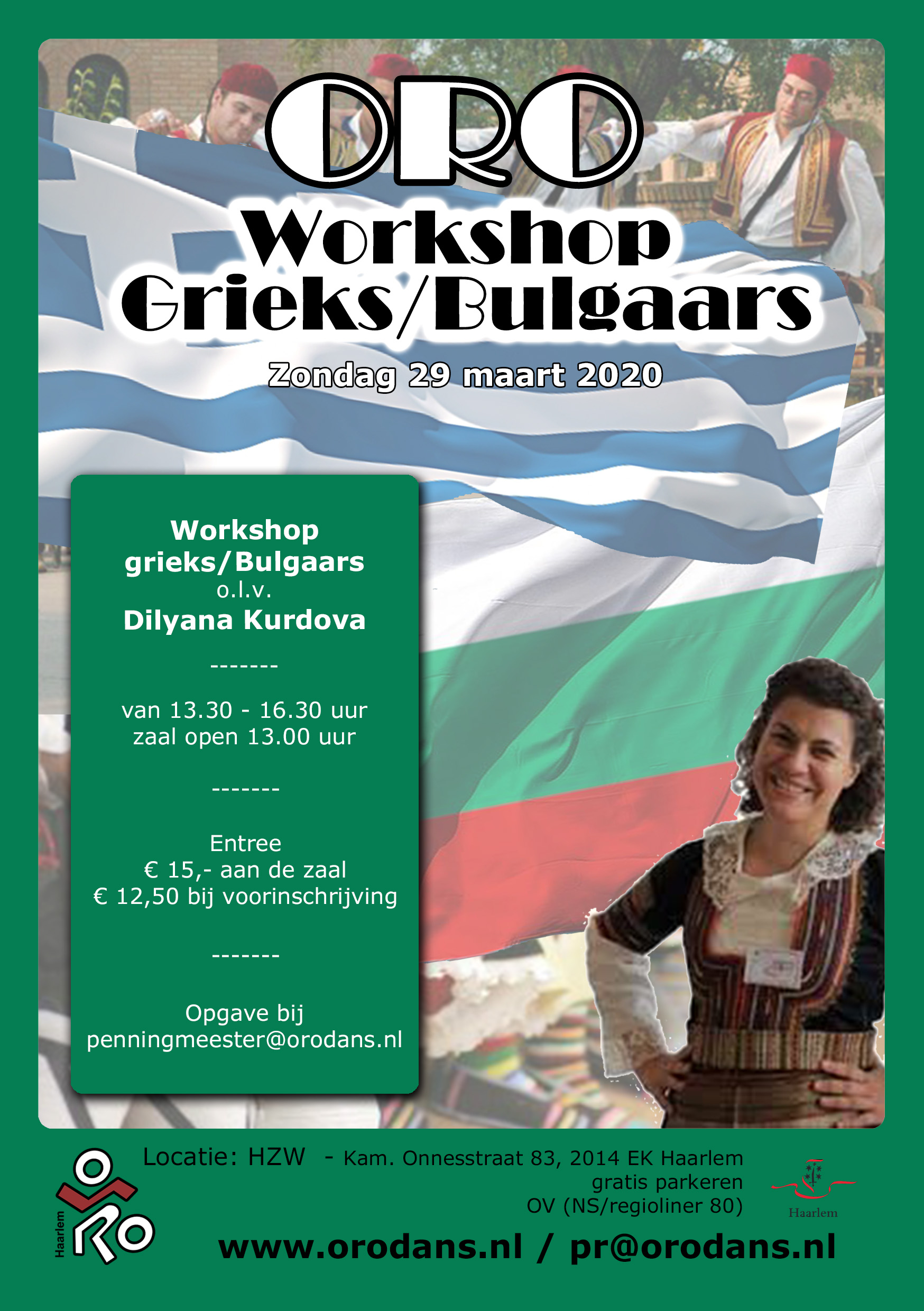workshop grieks bulgaars 29 maart